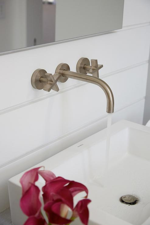 Wall Mount Faucet Design Ideas