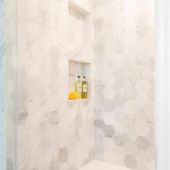 marble look shower tiles design ideas