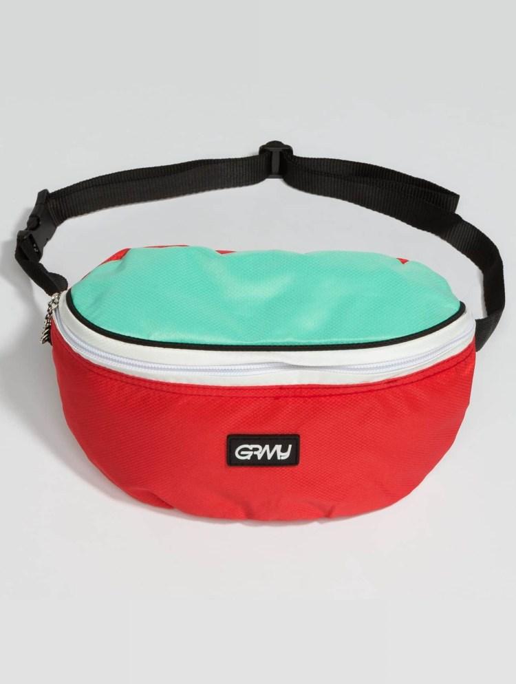 Grimey Wear Männer,Frauen Tasche Mangusta V8 in rot
