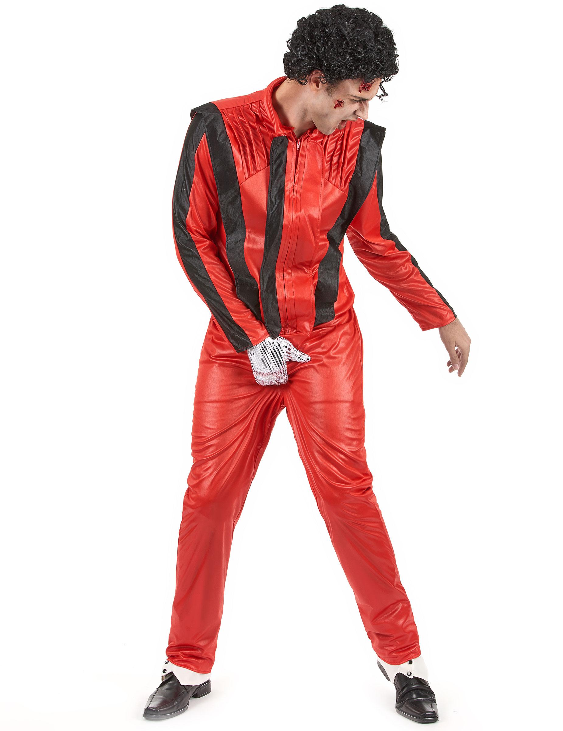 Dguisement De Michael Jackson Dans Thriller Deguise Toi