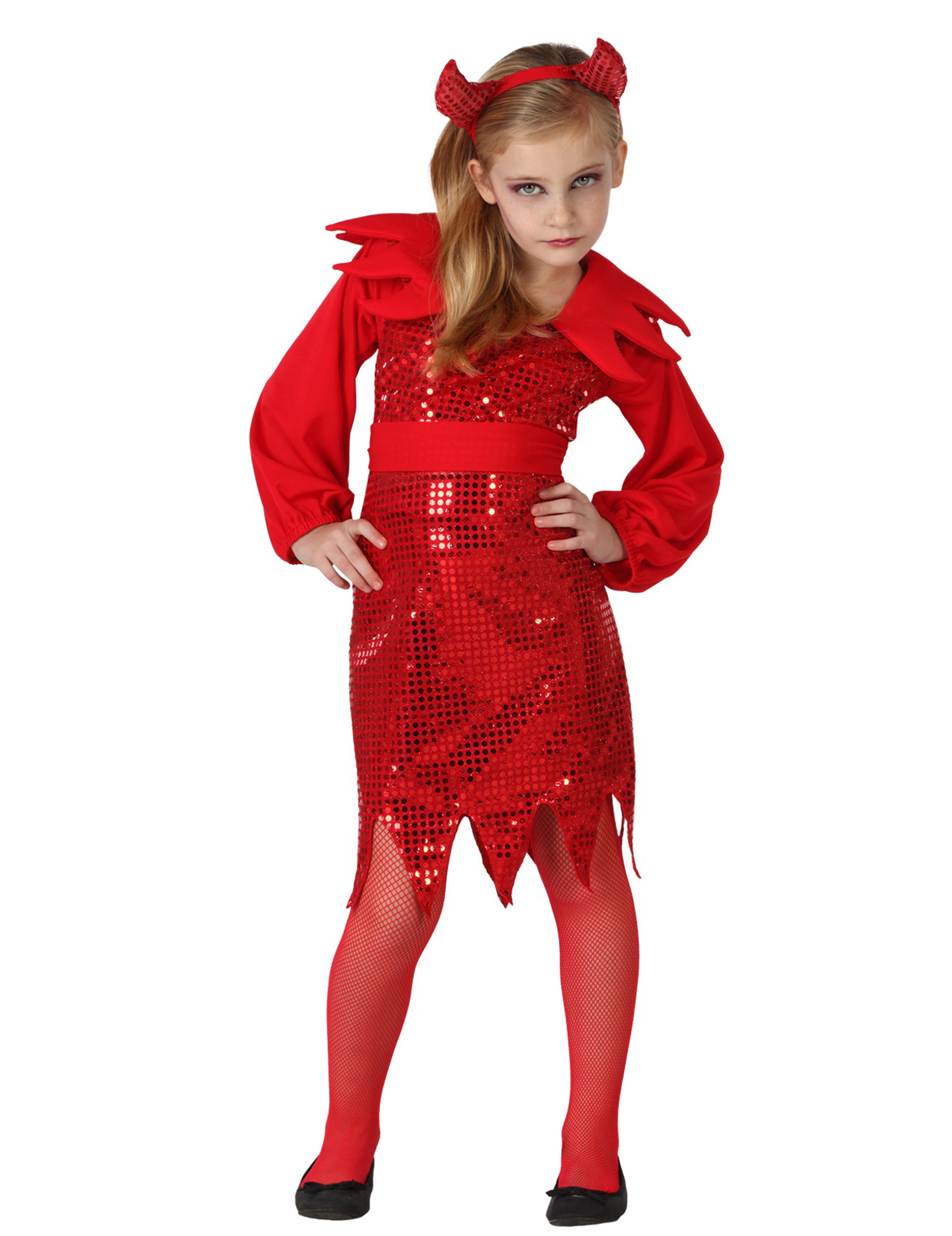 Dguisement Diablesse Fille Halloween Deguise Toi Achat