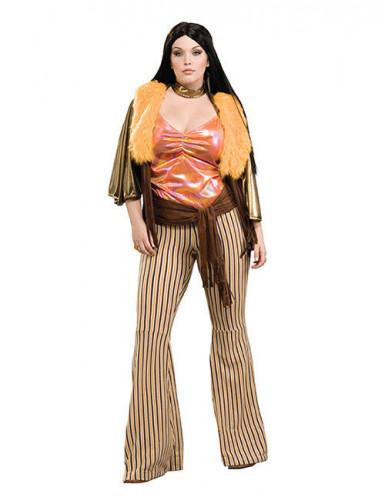 deguisement femme hippie annees 60 70 grande taille