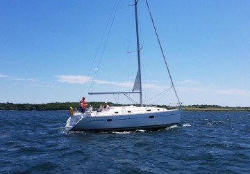Windward 36' Beneteau 2002