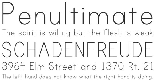 Download 12 New and Free Commercial Use Fonts May,2013   Designbeep