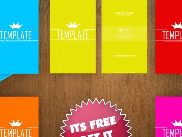 Grabs Full Pixels » 20  Free Business Card PSD Templates to Download  DesignBump