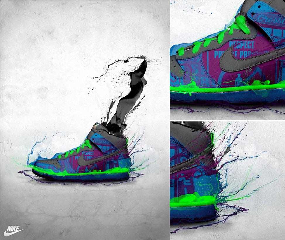 30 Creative Nike Designs For Inspiration Designbump