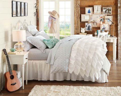 30 Smart Teenage Girls Bedroom Ideas -DesignBump on Teenage Rooms For Girls  id=20085