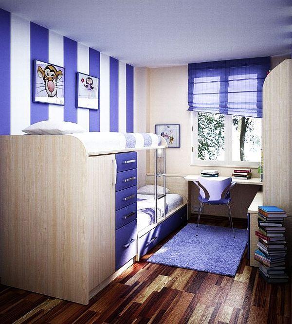 30 Smart Teenage Girls Bedroom Ideas -DesignBump on Girls Room Decorations  id=44079