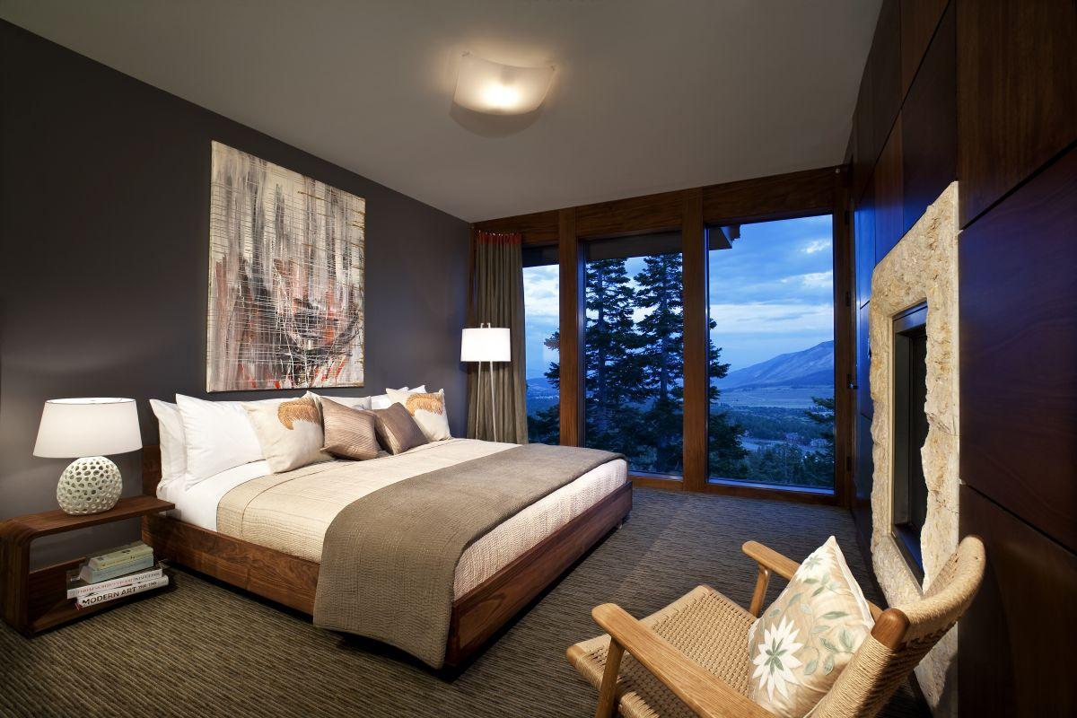 25 Inspirational Modern Bedroom Ideas -DesignBump on Room Ideas  id=11954