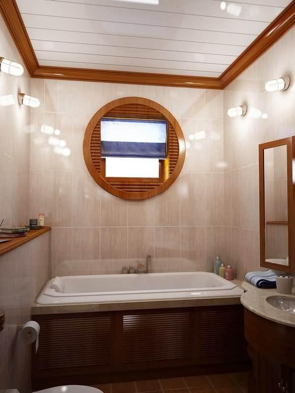 35 Stylish Small Bathroom Design Ideas -DesignBump on Small Space Small Bathroom Ideas Uk id=86638
