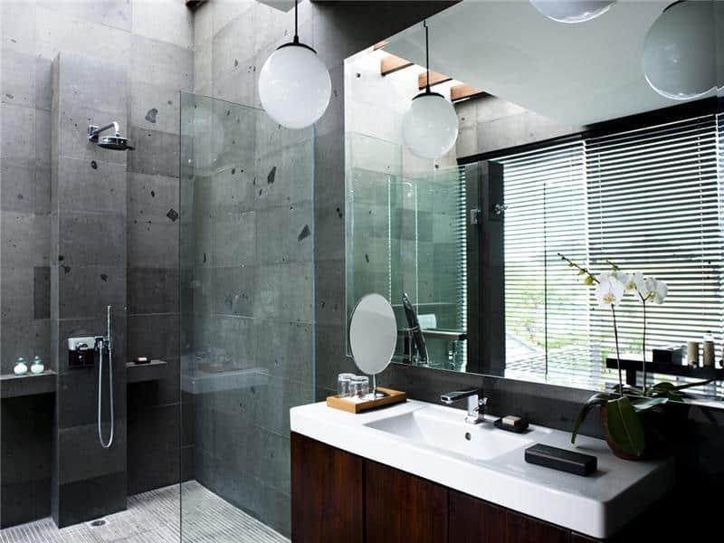 35 Stylish Small Bathroom Design Ideas -DesignBump on Small Bathroom Ideas Photo Gallery id=14284