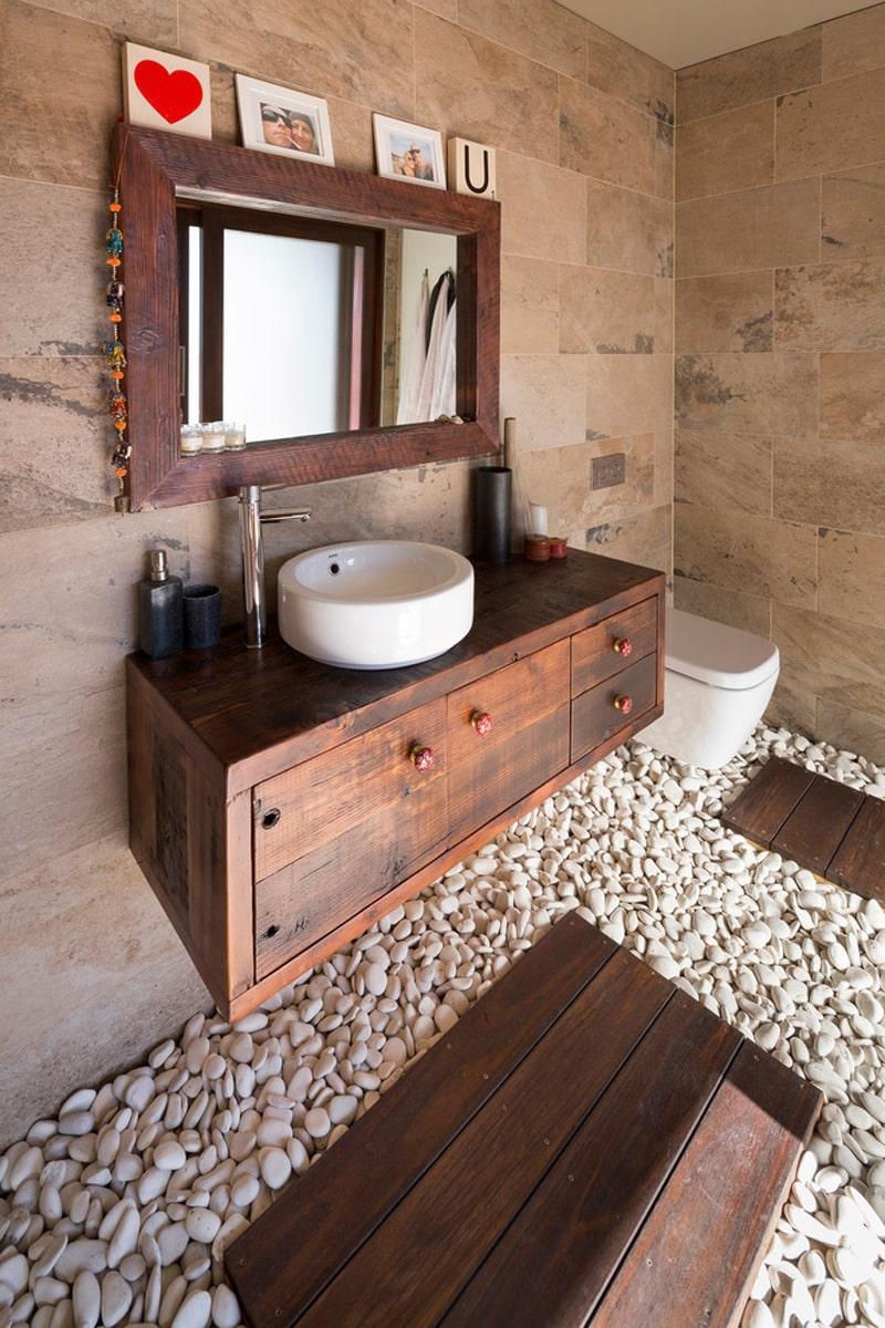 55+ Beautiful Outdoor Bathroom Ideas -DesignBump on Backyard Bathroom Ideas  id=73519