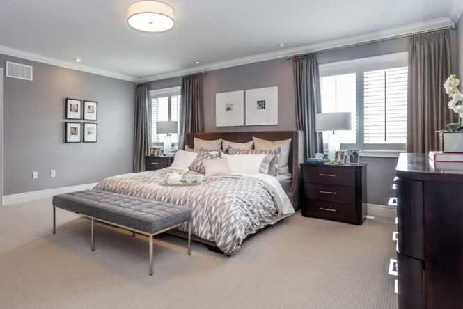 55 Custom Luxury Master Bedroom Ideas Pictures Designing Idea. Master Bedroom With Grey Carpet   Bedroom Style Ideas