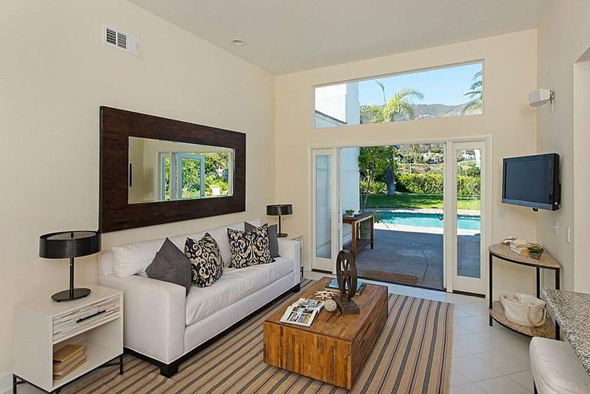 19 Beautiful Small Living Rooms (Interior Design Ideas ... on Beautiful Small Room  id=33800