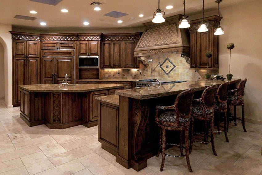 Pinterest Primative Kitchens Cabinets