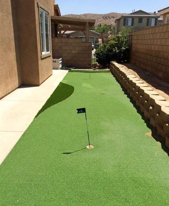 Golf Backyard Putting Green Ideas - Designing Idea on Putting Green Ideas For Backyard id=11501