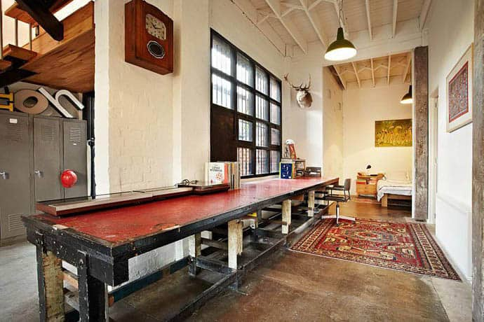 For Sale New York Style Warehouse Conversion In Melbourne