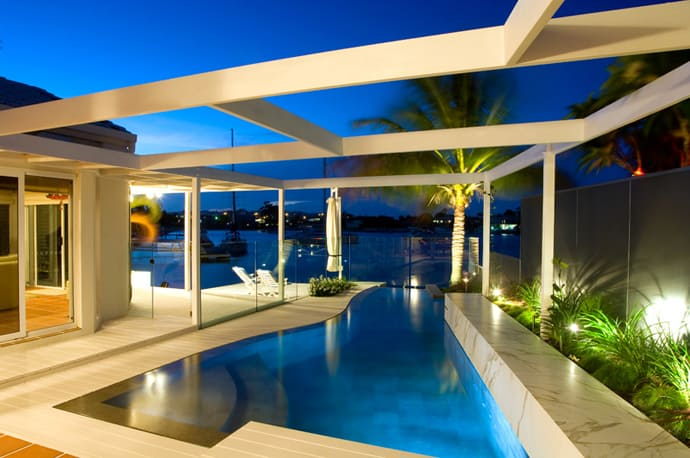 10 Dream Swimming Pools Created by 4Blue Pools on Dream Backyard With Pool id=94112