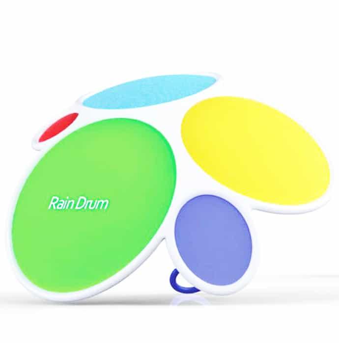Rain Drum Umbrella Creates Instant Drum Beats in Use   DesignRulz.com