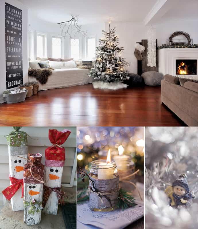 30 Living Room Christmas Decorations