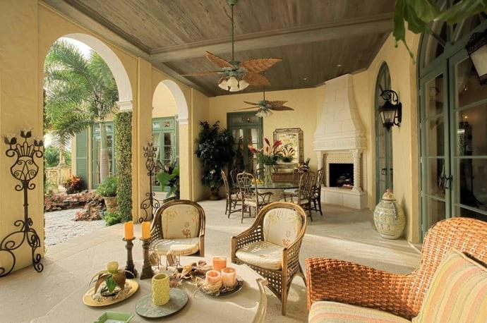 30 Rustic and Romantic Patio Design Ideas for Backyards on Romantic Patio Ideas id=15149