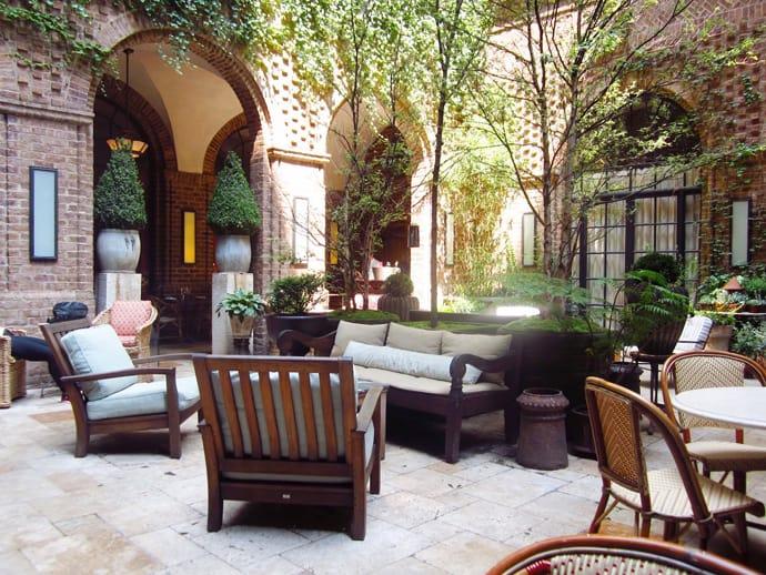30 Rustic and Romantic Patio Design Ideas for Backyards ... on Romantic Patio Ideas id=52686