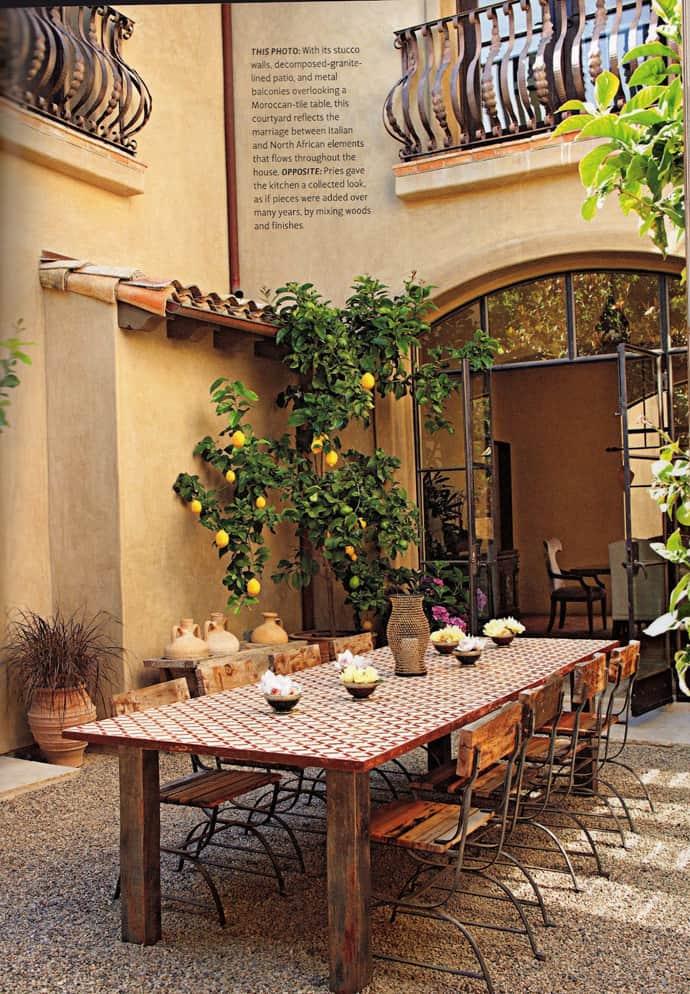 30 Rustic and Romantic Patio Design Ideas for Backyards on Romantic Patio Ideas id=50527
