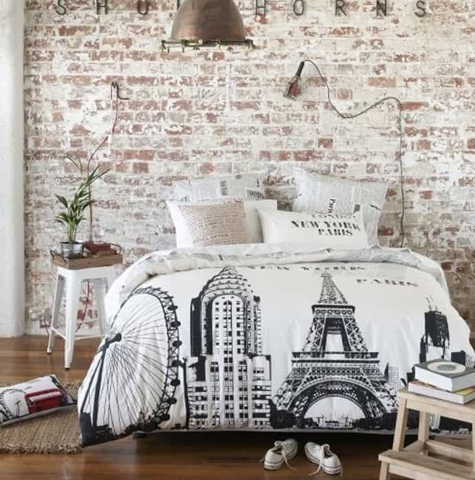 40 Impressive Interiors With Brick Walls on Brick Wall Decorating Ideas  id=61982