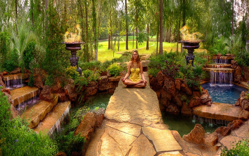 Backyard Paradise- 30 Spectacular Natural Pools That Will ... on Luxury Backyard Design  id=88825