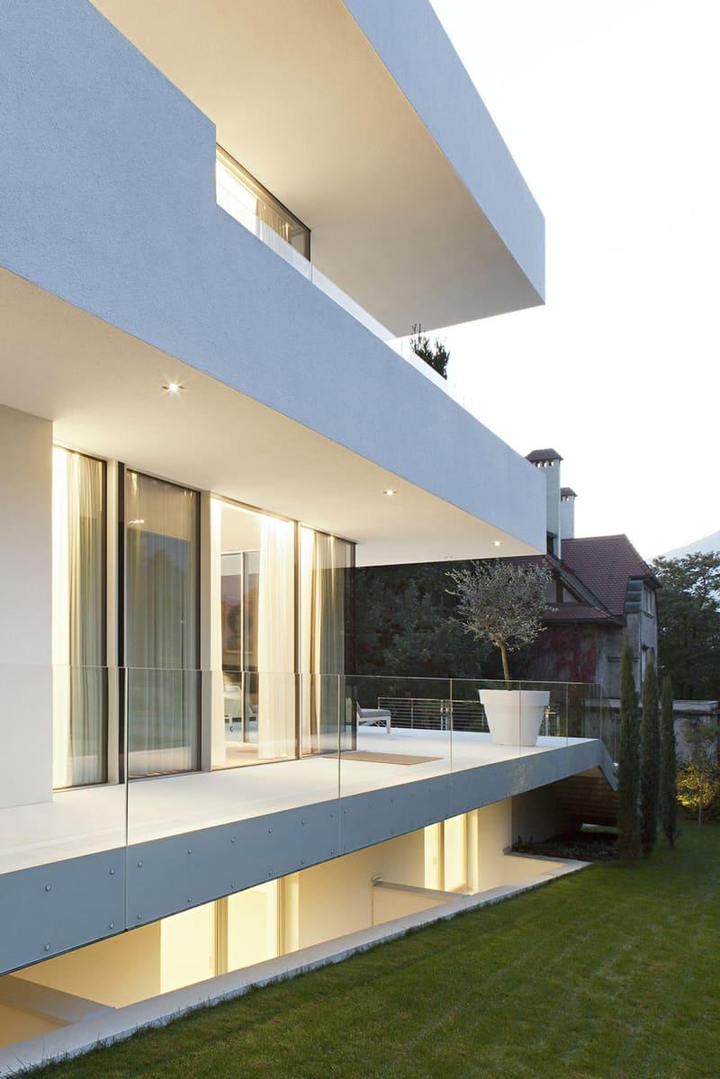 Sumptuous Modern Dwelling: House M, Meran, Italy on Modern:szae7Exnfpq= Amazing Houses  id=76280