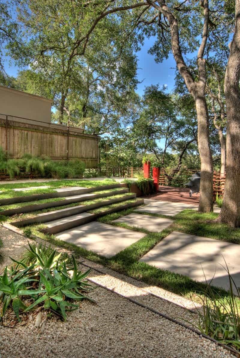 How To Turn A Steep Backyard Into A Terraced Garden on Terraced Yard Landscape Ideas id=57366