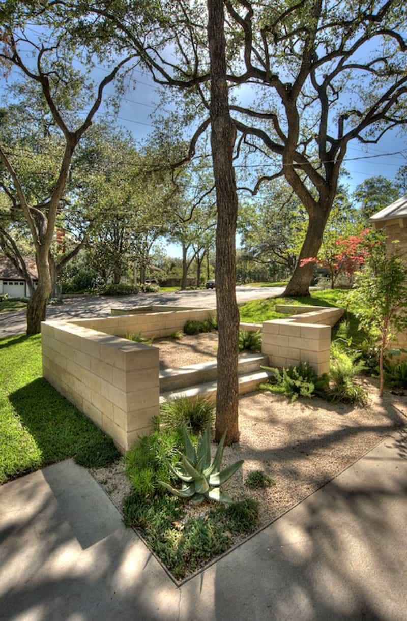 How To Turn A Steep Backyard Into A Terraced Garden on Terraced Yard Landscape Ideas id=22556