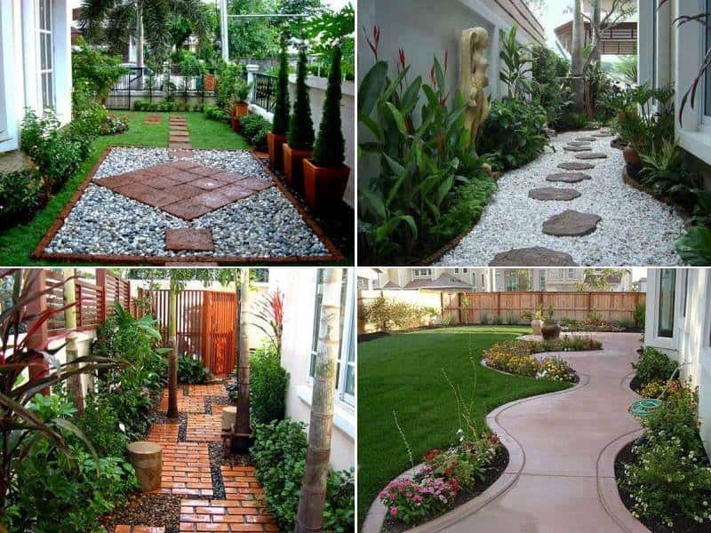 40 Wonderful Stunning Landscape Design Ideas for Your ... on Small Landscape Garden Ideas id=76222