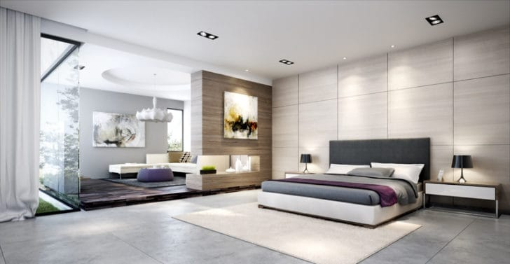 40 Modern Bedroom Ideas For Your Personal Sanctuary
