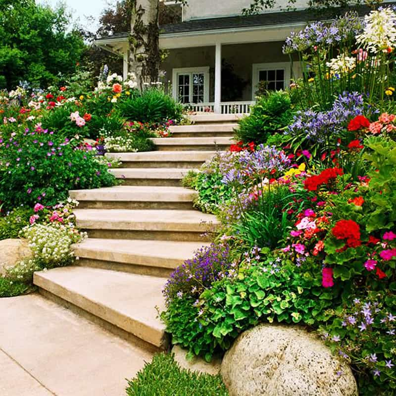 Amazing Ideas to Plan a Sloped Backyard That You Should ... on Steep Sloping Garden Ideas  id=28887