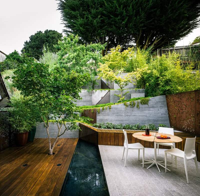 Amazing Ideas to Plan a Sloped Backyard That You Should ... on Backyard With Slope Ideas  id=72690