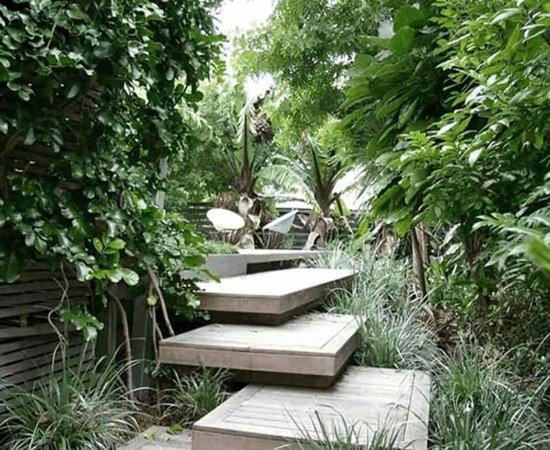 40 Ideas of How To Design Exterior Stairways on Backyard Stairs Design id=53362
