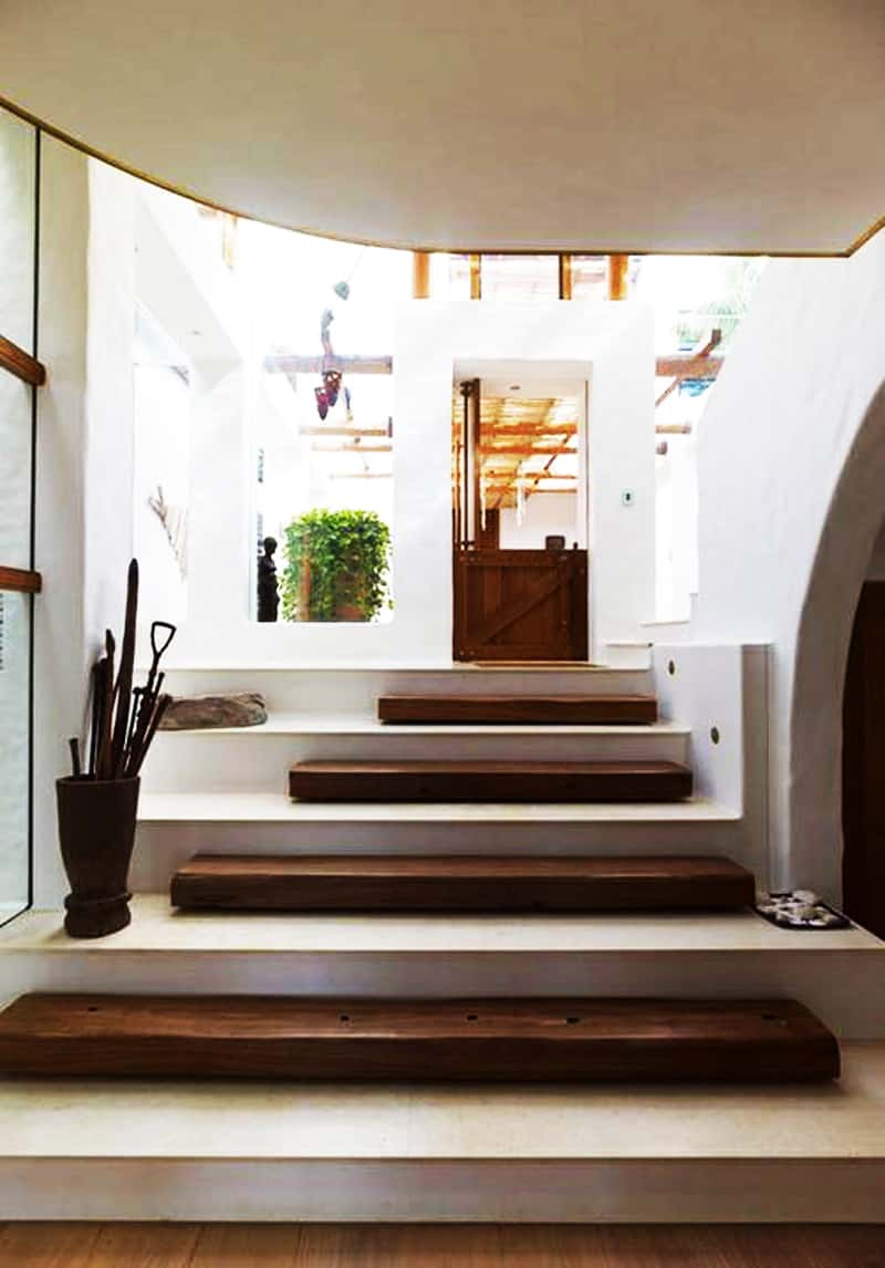 40 Ideas of How To Design Exterior Stairways on Backyard Stairs Design id=55932