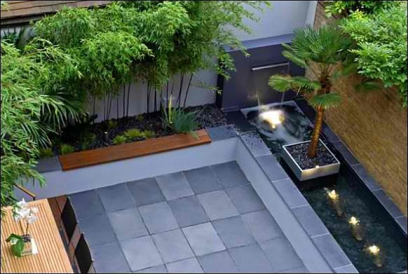 20 Cheap Landscaping Ideas For Backyard on Budget Small Backyard Landscaping Ideas  id=21124