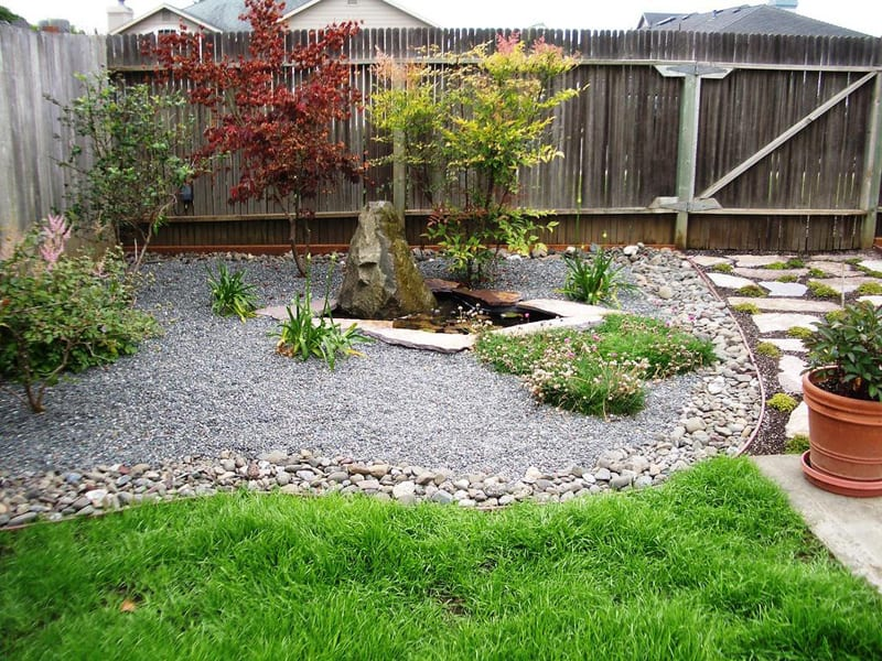 20 Cheap Landscaping Ideas For Backyard on Backyard Landscaping Ideas On A Budget id=92326