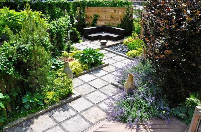 20 Cheap Landscaping Ideas For Backyard on Cheap Backyard Patio Ideas id=88117