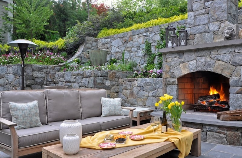 20 Cheap Landscaping Ideas For Backyard on Yard Remodel Ideas id=42365