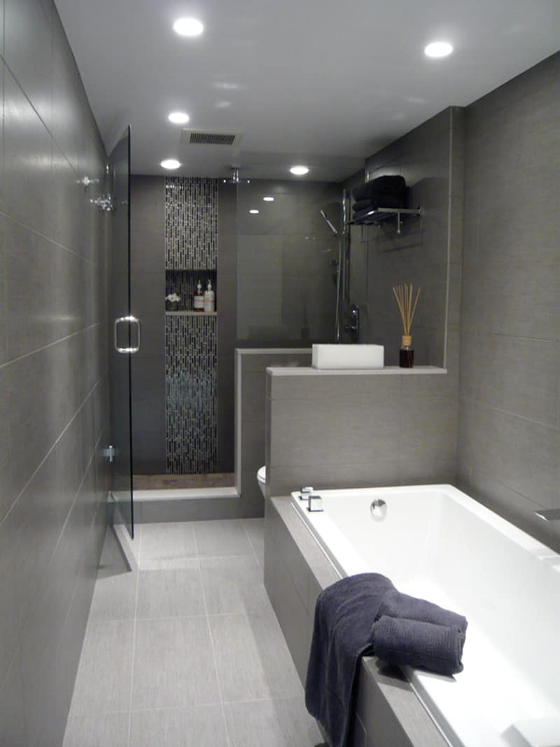 25 Gray And White Small Bathroom Ideas on Small Space:t5Ts6Ke0384= Small Bathroom Ideas  id=94843