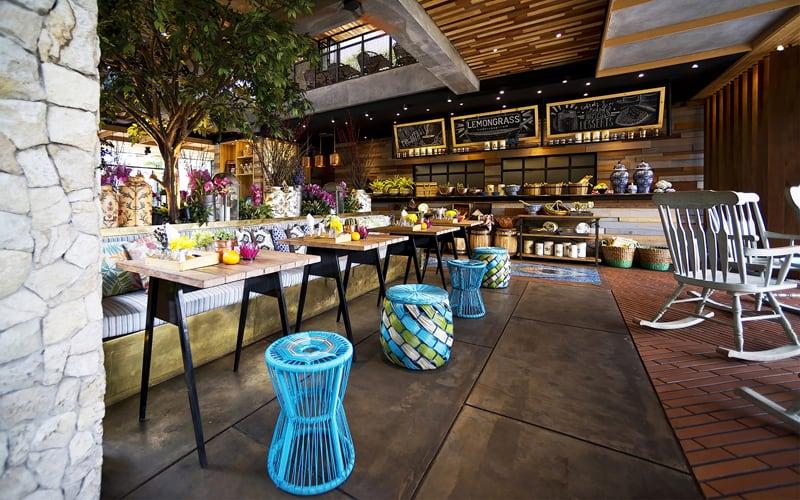 Lemongrass A Casual Dining Restaurant In Bogor West Java
