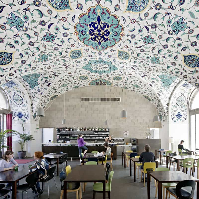 7 Examples Of Restaurant Interior Designs With Oriental Touch