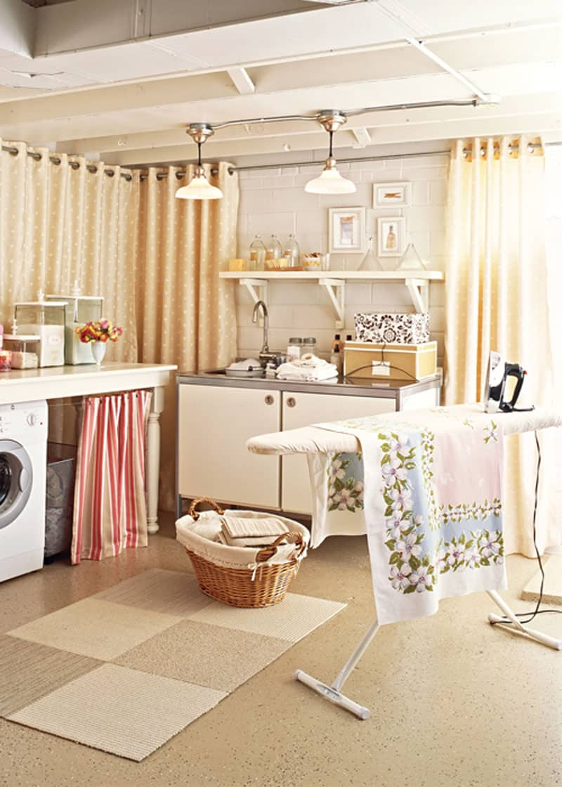 Brilliant Ways to Organize and Add Storage to Laundry Rooms on Laundry Room Organization Ideas  id=84439