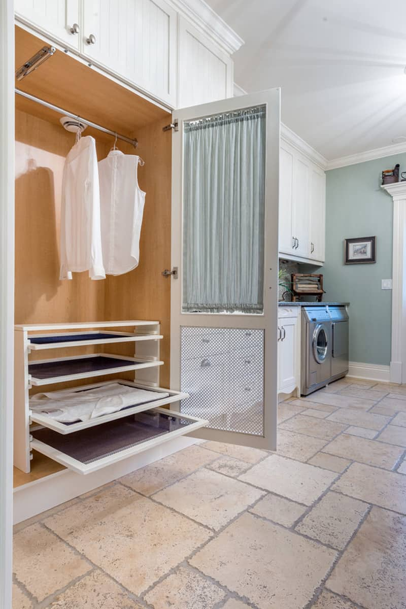 Brilliant Ways to Organize and Add Storage to Laundry Rooms on Laundry Room Organization Ideas  id=63696