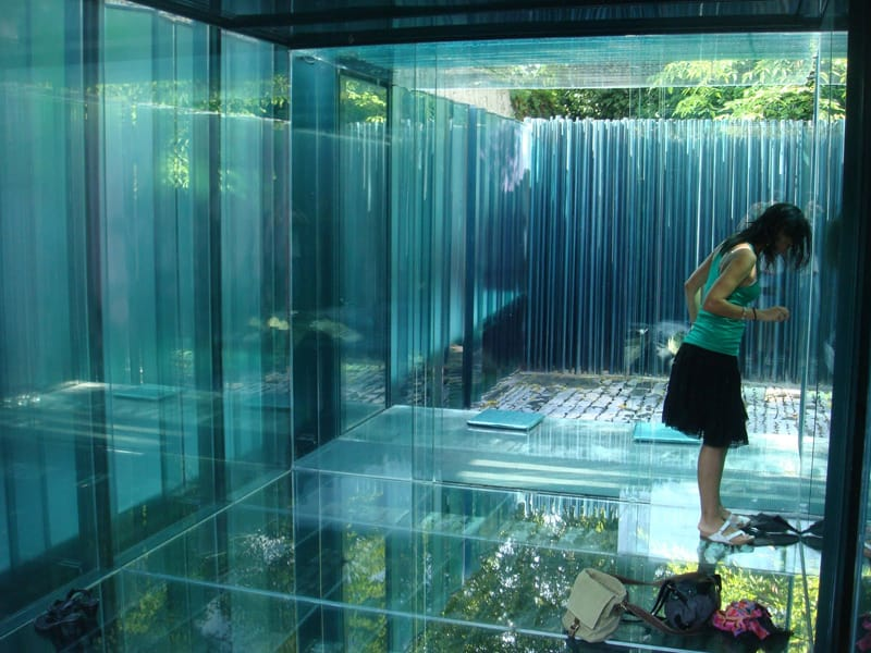 Amazing Glass Hotel Les Cols Pavellons Olot Spain