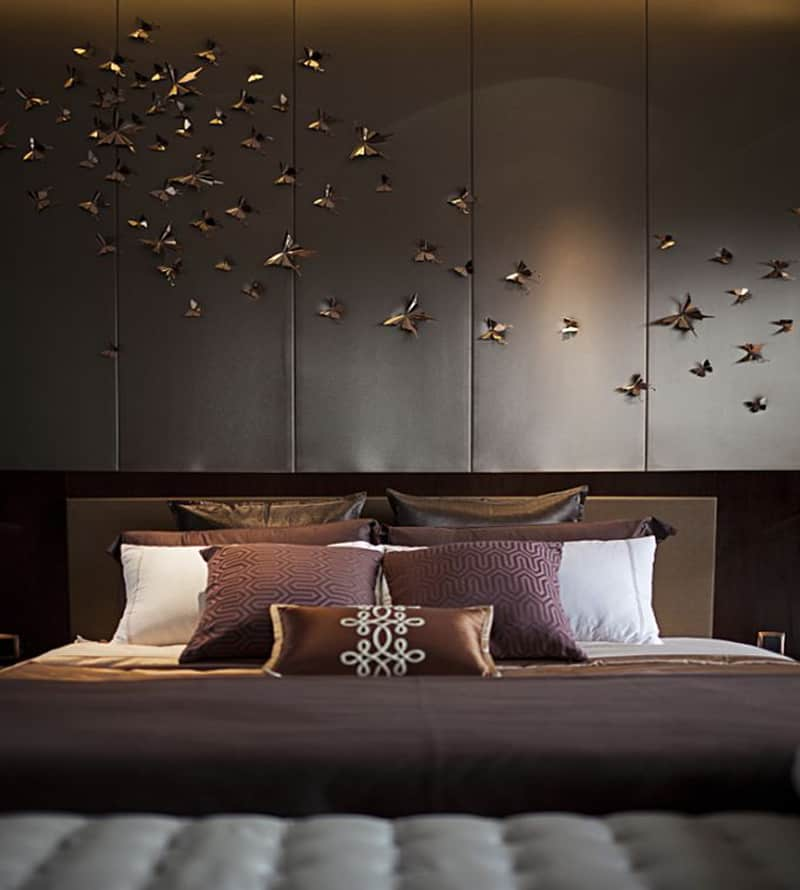 20 Modern Contemporary Masculine Bedroom Designs on Room Decor Pictures  id=91248