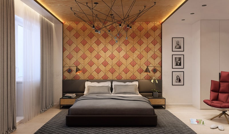 Superbe Wall Texture Designs For Your Living Room Or Bedroom